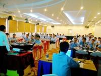 Training kiến thức sản phẩm, kỹ năng bán hàng