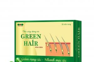 Công ty TNHH Dược phẩm Hoa Sen ra mắt sản phẩm : GREEN HAIR HOA SEN (Dạng vỉ)